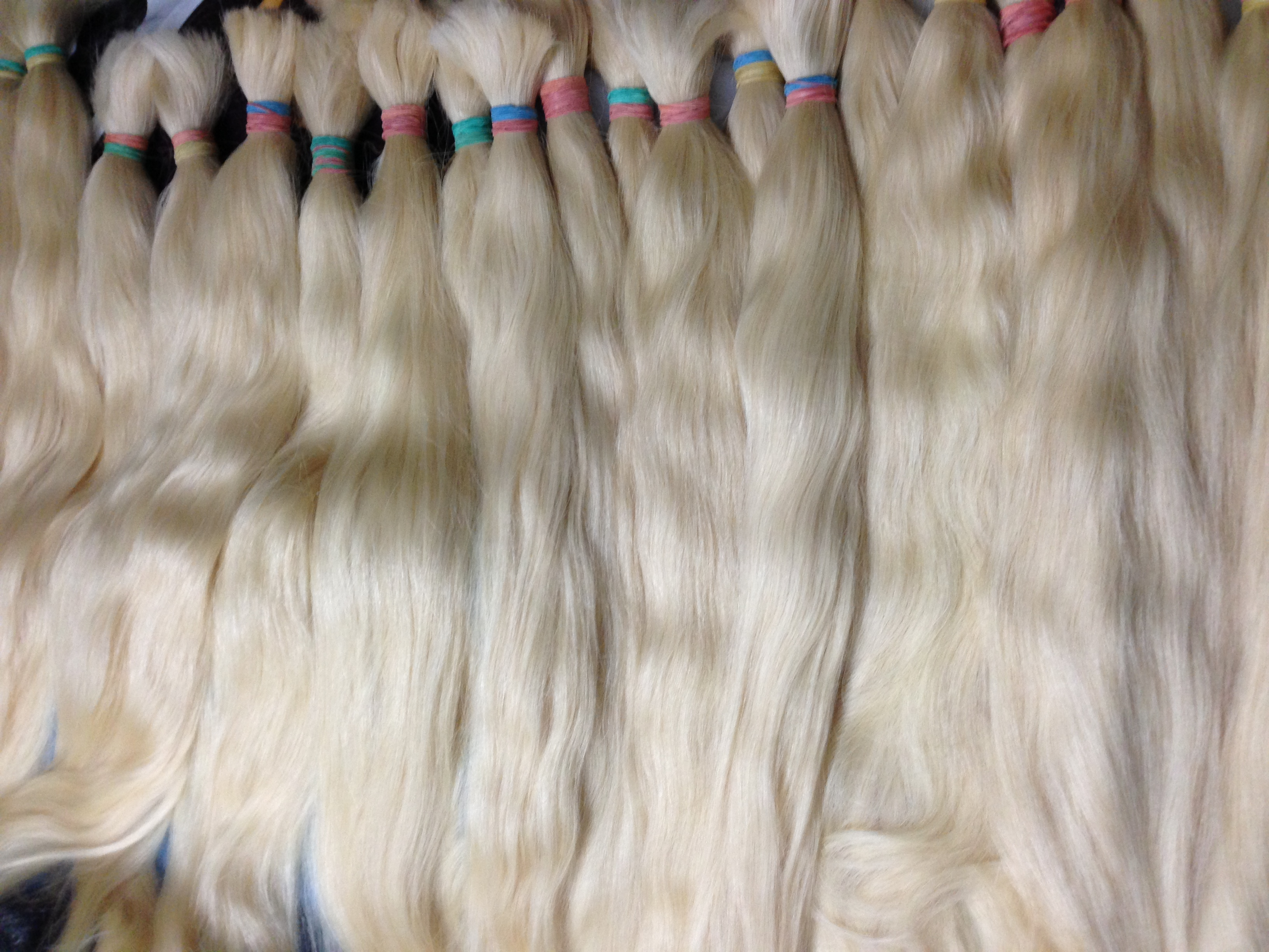 Славянские европейские волосы наращивание